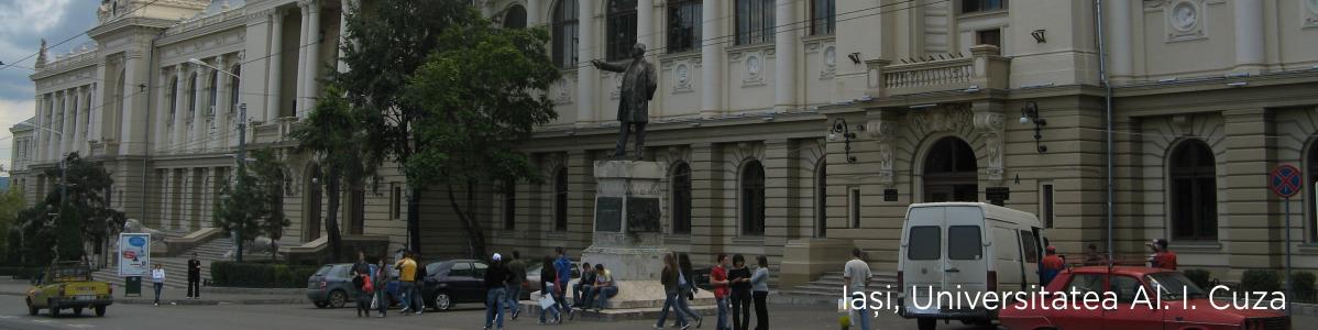 Universitatea Al. I. Cuza Iași